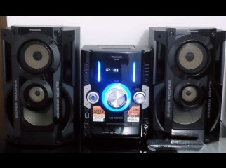Panasonic Hi fi Sound System