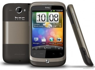 HTC Wildfire With All Accessories