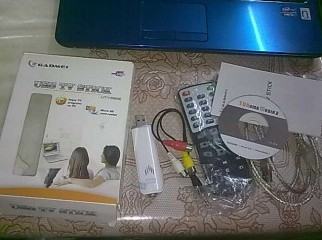 Gadmei USB TV Card Boxe. 01759-509653