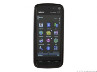 Nokia 5800 with all accesories 8 GB Memory