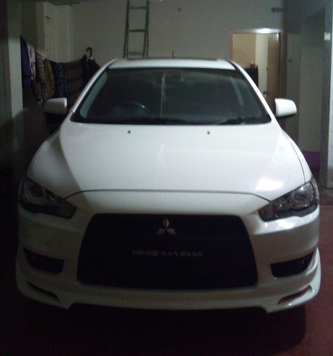 Mitsubishi Evo 2010 For Sale: 2010 LANCER EX EVO LOOK 2010 REGISTRATION URGENT SALE