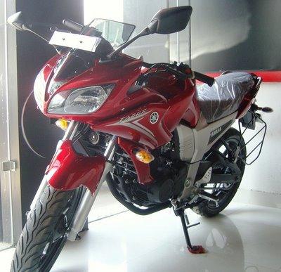 Yamaha Fazer RED 2010   Tk  2 05 000Yamaha Fazer 150cc Red