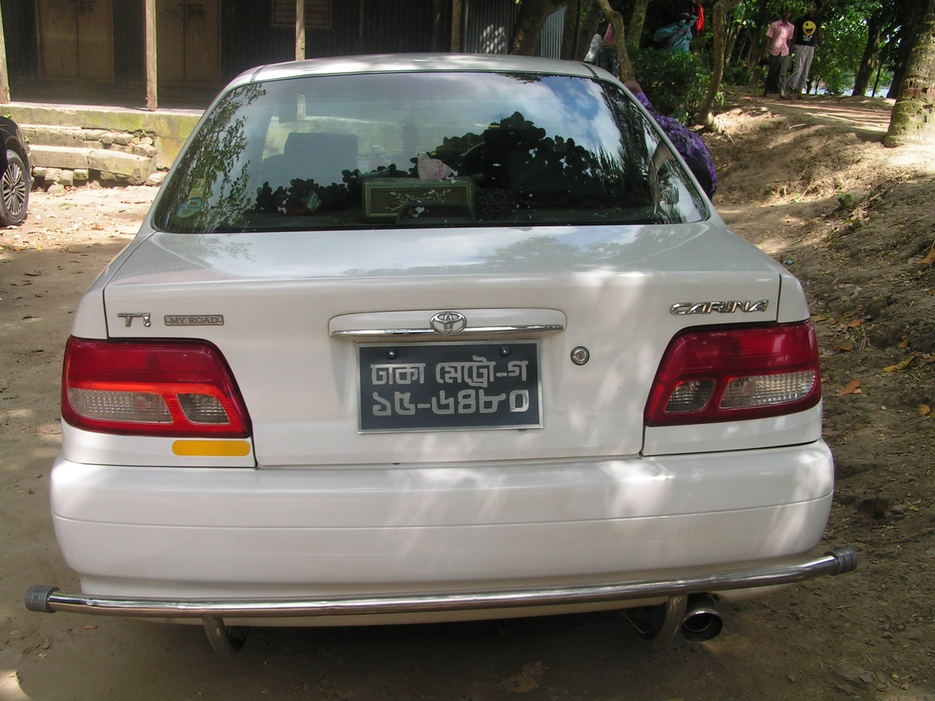 Toyota Carina Ti My Road No Cng 1500cc 1999 Sold Clickbd