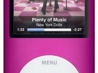 Apple iPod Nano 8 GB Pink