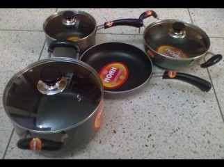 Noah Non Stick Frying Pan Set