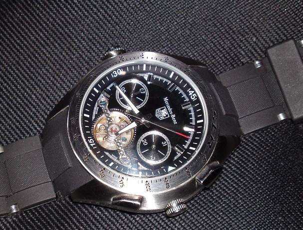 TAG HEUER Mercedes-Benz From USA | ClickBD large image 0