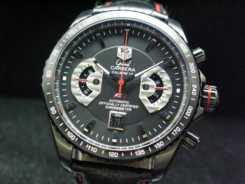 TAG HEUER GRAND CARRERA RS 2 FROM USA FULLY BOXED  | ClickBD large image 0