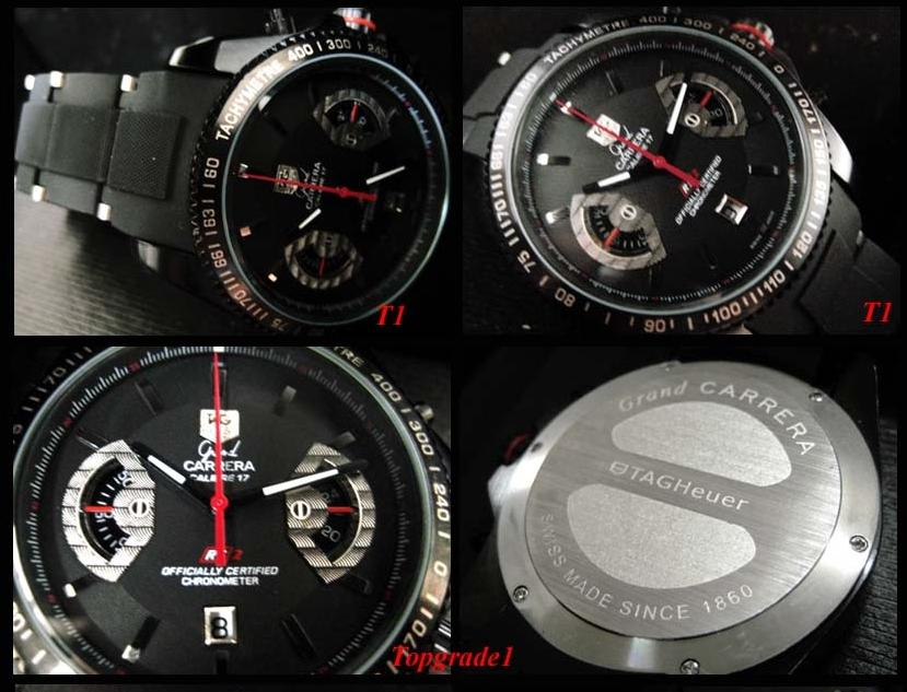 TAG HEUER GRAND CARRERA RS 2 FROM USA FULLY BOXED  | ClickBD large image 1
