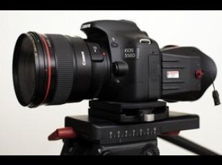 Canon - EOS Rebel T2i 550D --- 500