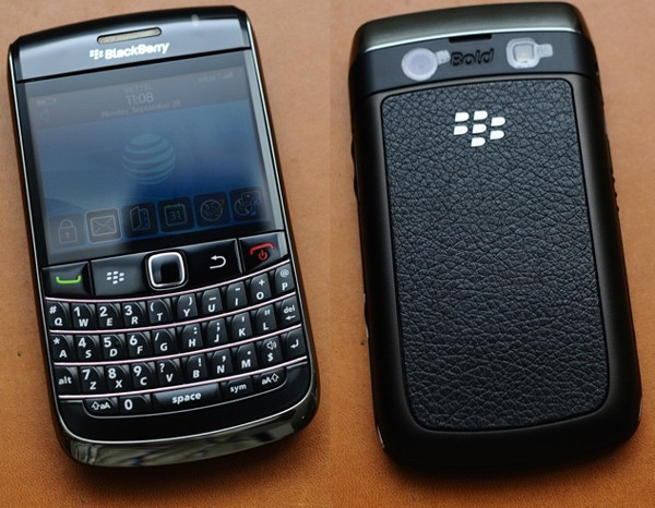 Blackberry Bold 9000 with acces-- 300 | ClickBD large image 1