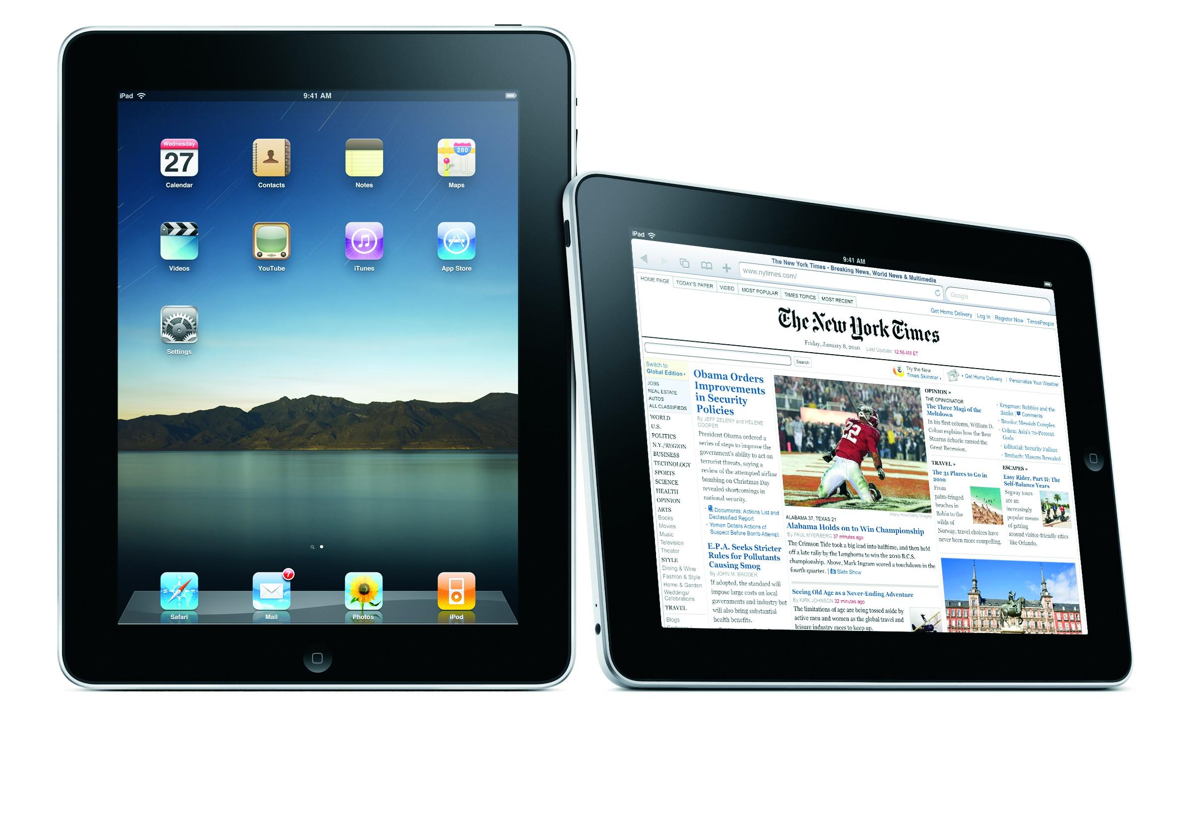 iPad 2 WI-FI 3g 16GB Black With a iPad 2 Black Cover | ClickBD large image 0