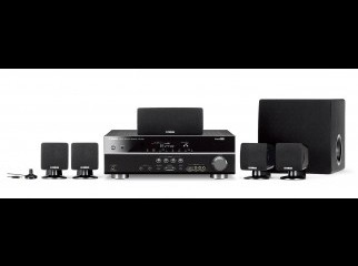 YAMAHA home theatre with 3D HD compatibility