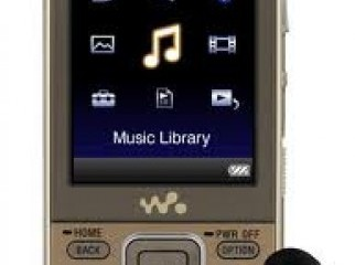 Sony walkman A-726 4gb