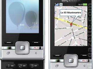 Sony Ericsson T 715
