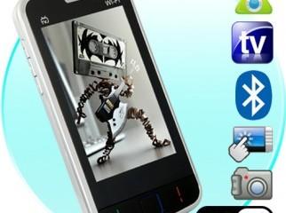 Odyssey - WiFi Quadband Dual-SIM Cellphone w 3 Inch Touchsc