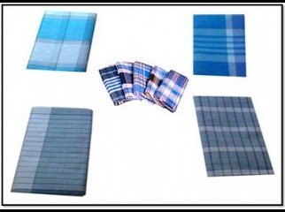 Lungi handloom powerloom
