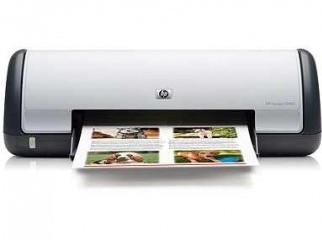 HP Deskjet Printer black white toner