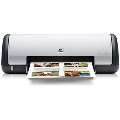 HP Deskjet Printer black white toner  | ClickBD large image 0