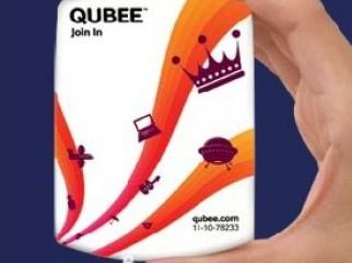 QUBEE WIMAX MODEM