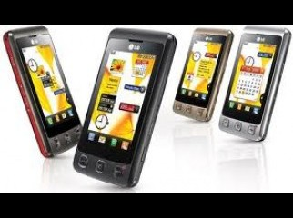 LG KP501 Lowest Price in Click bd 5300