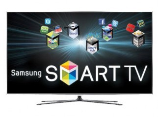 Samsung 3D LED 55 Smart TV with Sony Blu-ray Player