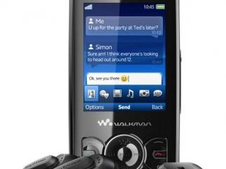 Sony Ericsson Spiro W100 Walkman Pnone
