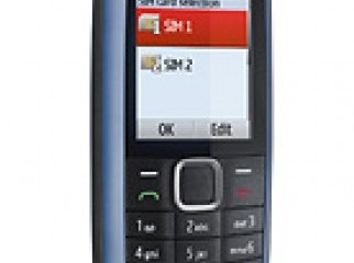 nokia c1-00 Call 01830201901 .only set. good condition
