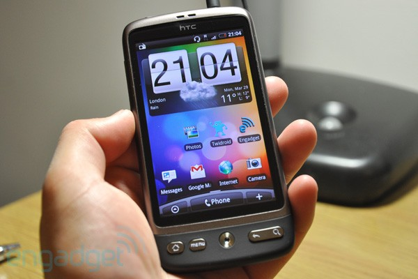 htc desire good condition | ClickBD large image 0