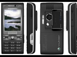 Sony Ericsson K800i cyber-shot