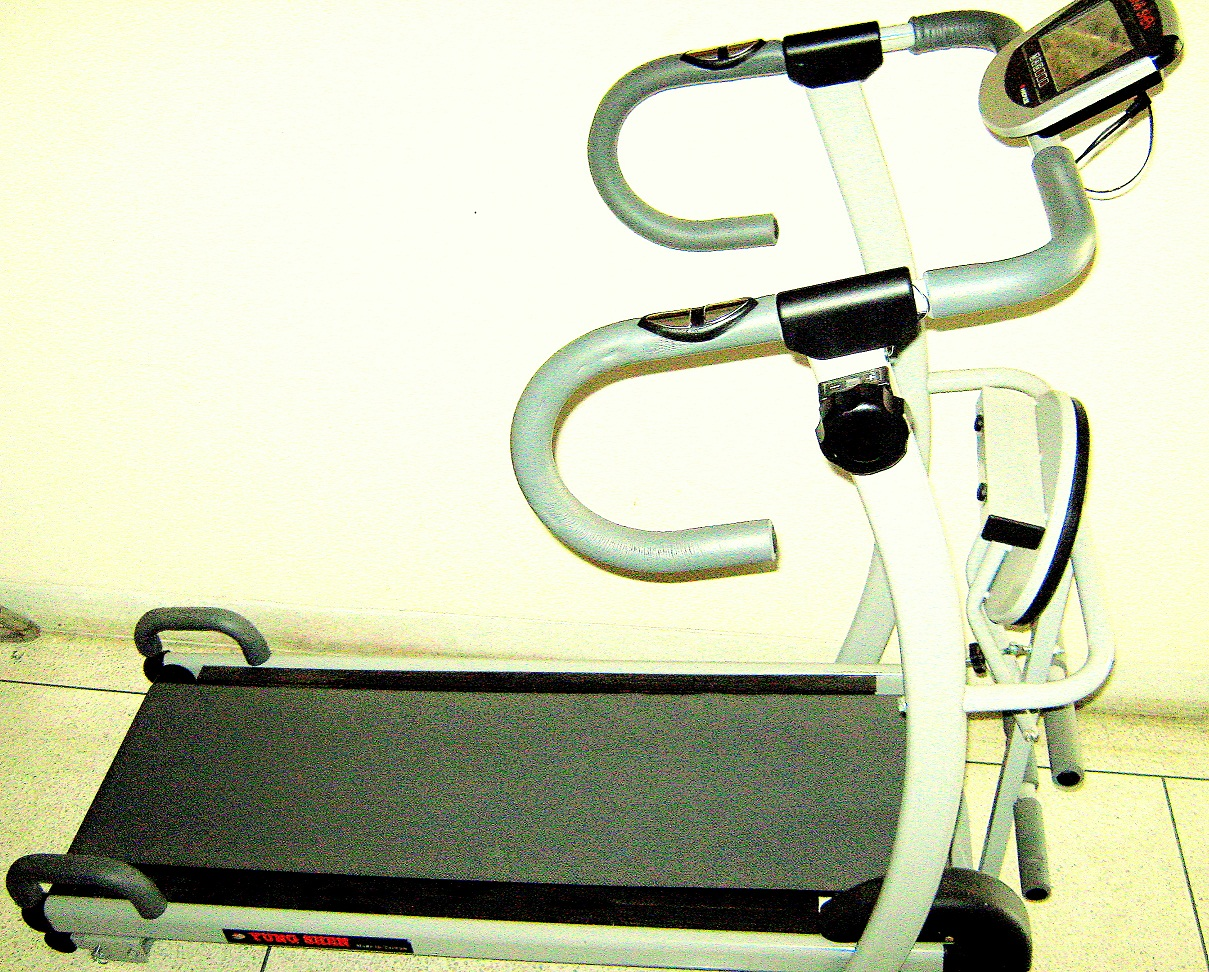 3 in 1 treadmill urgent sale | ClickBD large image 0