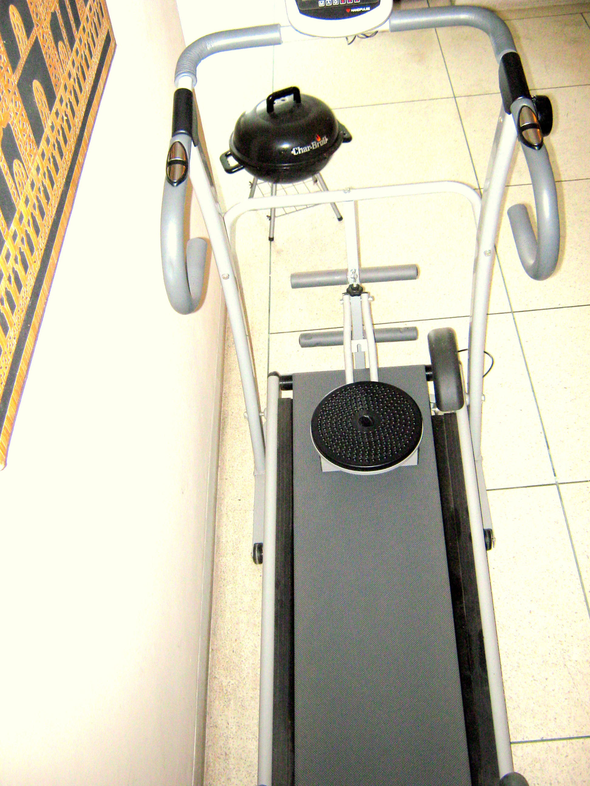3 in 1 treadmill urgent sale | ClickBD large image 1