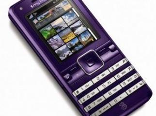 Sony ericson k-770i