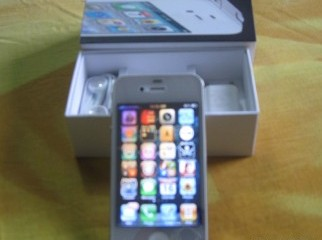 iphone4 32gb white new condation call-01711236000