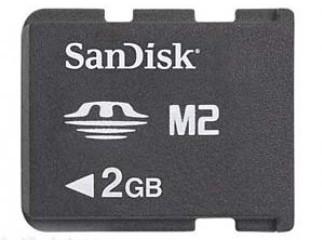 M2 Memory Card