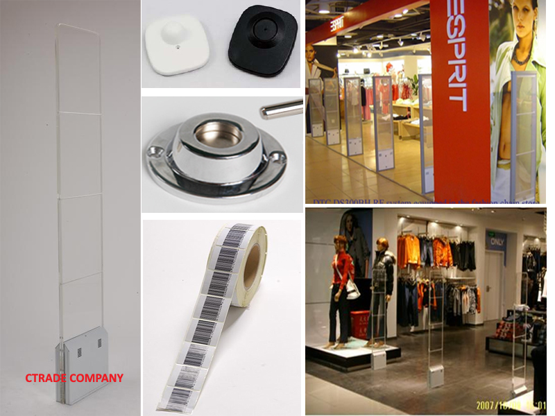 EAS System for Retail Shop Security | ClickBD large image 0