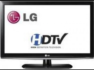 LG 32 LCD TV HD. NEW MADE IN KOREA
