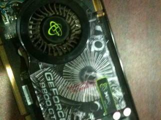 XFX 9800GT 1GB DDR3 PCI Express 256 BIT