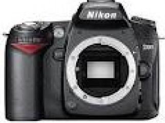 Nikon D90 Vertical Battery Grip Extra Battery