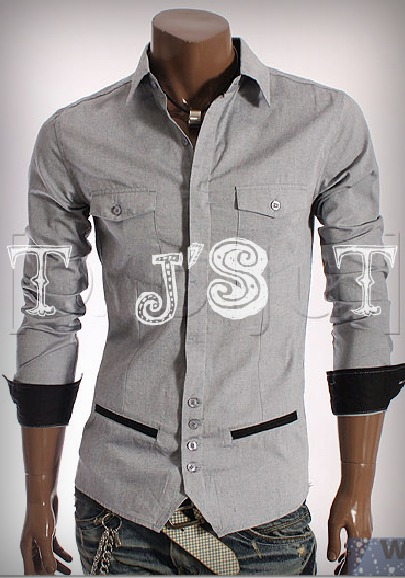 fashionalbe mens shirt | ClickBD large image 2