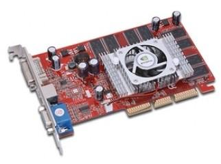 nvedia geforce 256 MB AGP carg fx 5500