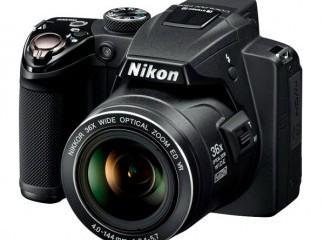Nikon Coolpix P500 36x zoom Digital Camera