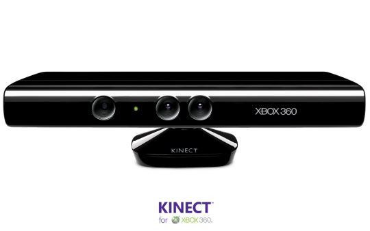 Kinect for Xbox 360 with kinect sports games | ClickBD large image 0