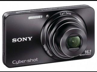 Sony Cybershot -W570 Digital Camera with 16.1 mega