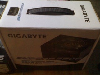 Gigabyte superb 550p