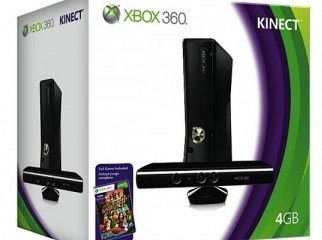 Xbox 360 slim 4gb with kinect Modded
