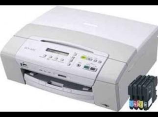 Brothers Scanner plus multifunction Printer
