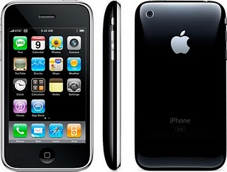 iPhone 3GS 32GB -Black Original set imported from UK | ClickBD large image 0