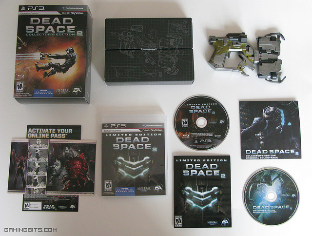Dead space 2 - collector's edition (sony playstation 3, 2011) | ebay.