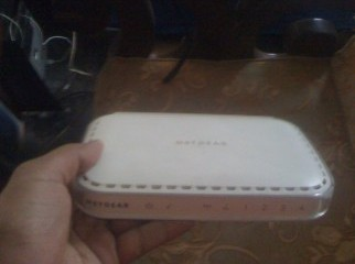 NETGEAR Wireless-G Router WGR614 v9 for sale... URGENT