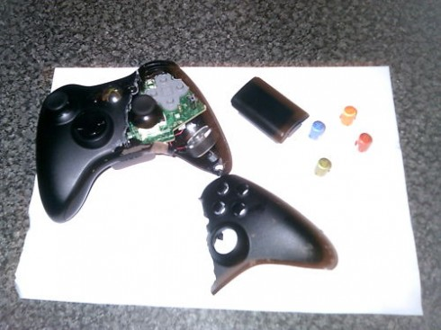 Need Old damaged unused Original Xbox 360 controller | ClickBD large image 0